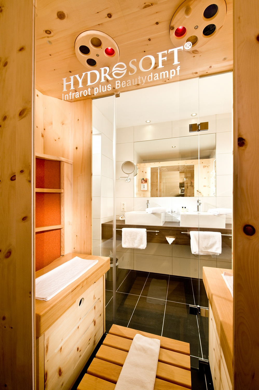 Sporthotel Olymp Hochgurgl | Wellness im Zimmer